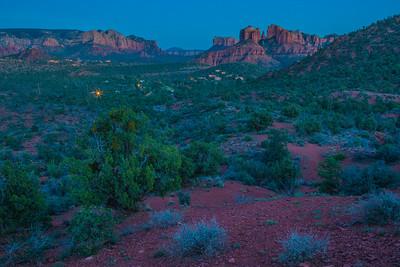 Off Upper Red Rock Loop Road, Sedona, Arizona, USA
