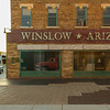 Standing on a Corner - Winslow Arizona