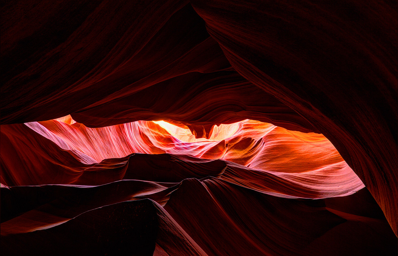 Antelope Canyon near Page, Arizona