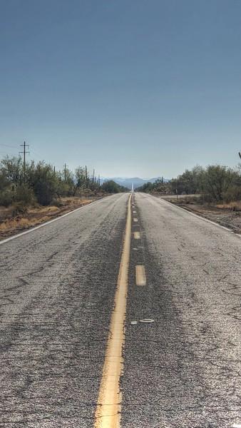W Tucson - Ajo Highway
