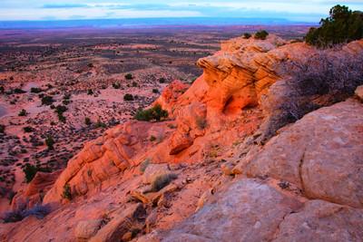 Sunset Rock Slide-O
