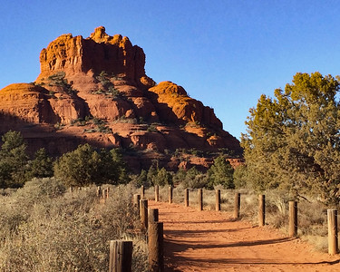 Bell Rock, Sedona, Arizona