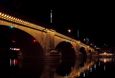 London Bridge, Lake Havasu AZ