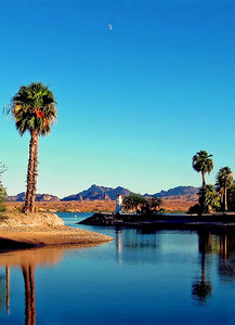 Island Marina launch ramp - Lake Havasu