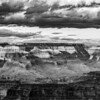Black & White of the Canyon