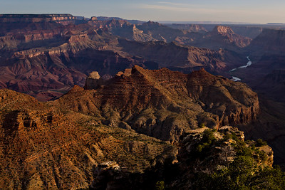 The Grand Canyon is viewed from Navajo Point. The national park in Arizona is home to one of the natural wonders of the world.  © Kyle Spradley Photography | www.kspradleyphoto.com