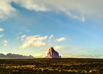Shiprock Peak, New Mexico