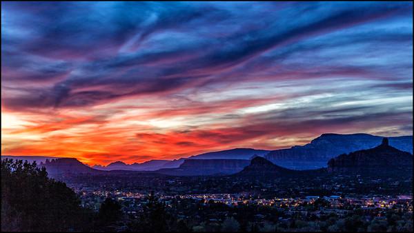 Sedona Sunset_6-1-S