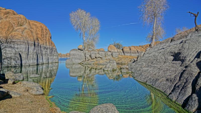 Watson Lake, Prescott Arizona