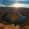 Horseshoe bend. Page Arizona