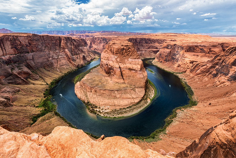 High Noon at Horseshoe Bend
