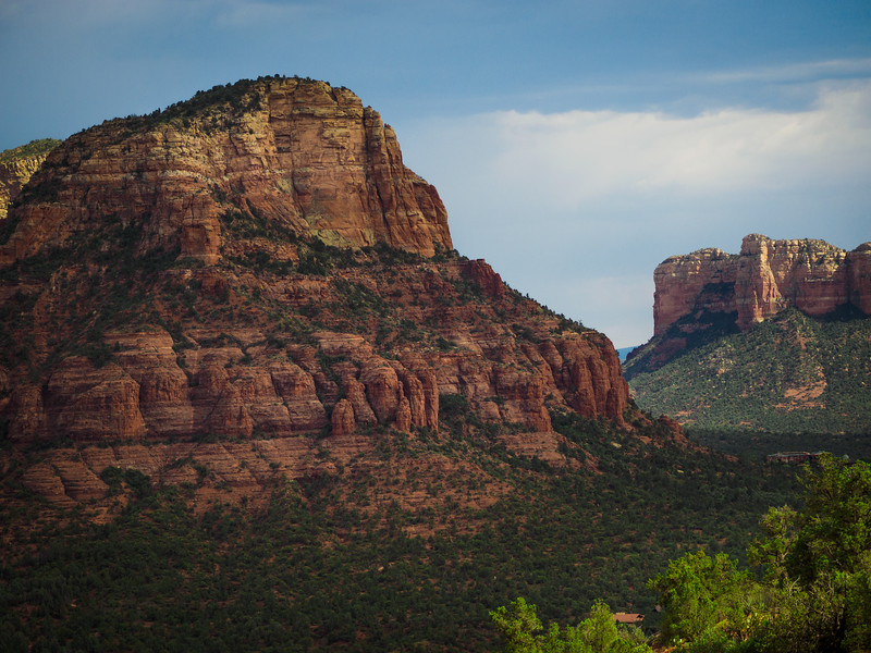 Red Rock Country Afternoon Light