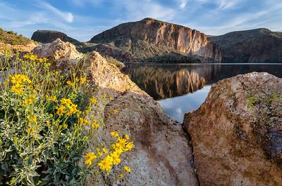Canyon Lake Sunrise