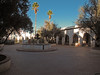 San Xavier del Bac Mission      Dec. 23, 2012<br /> <br /> Courtyard behind the museum.