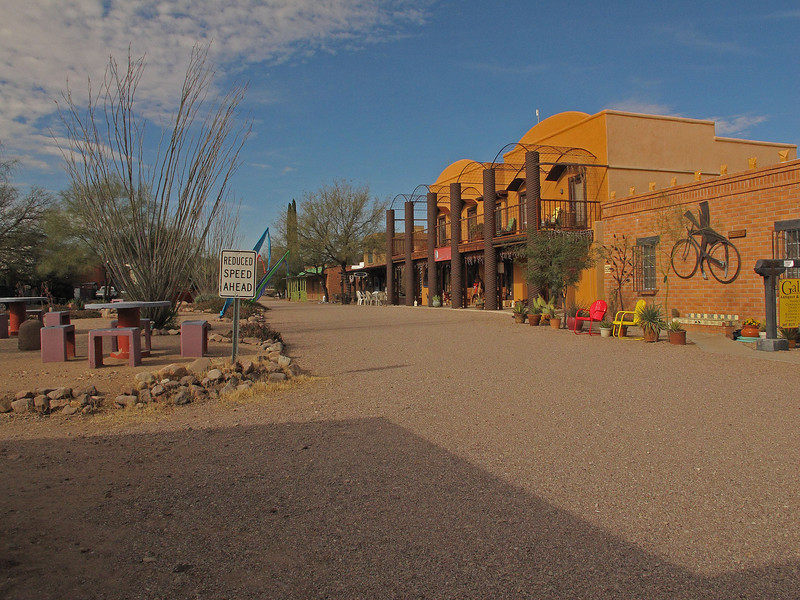 Tubac, AZ  Dec. 22, 2012
