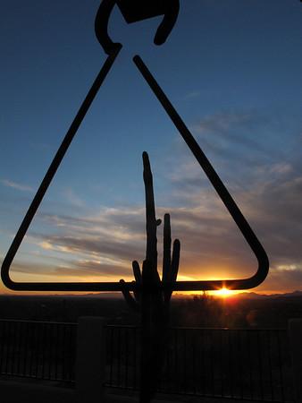 Tucson Sunrise-Sunsets and Sky Sights