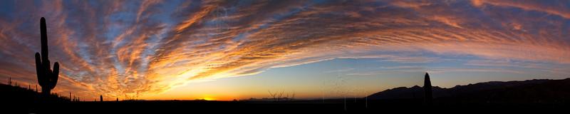 RBP IMG_7040 Saguaro National Park Sunset Tucson AZ