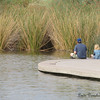 fishin.... !!  (Looked like father / daughter to me, I liked it)