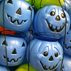 These blue happy faces made me smile today -- and reminded me that fall is just around the corner!  :)