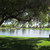 A view of the lake at Desert Breeze Park in Chandler
