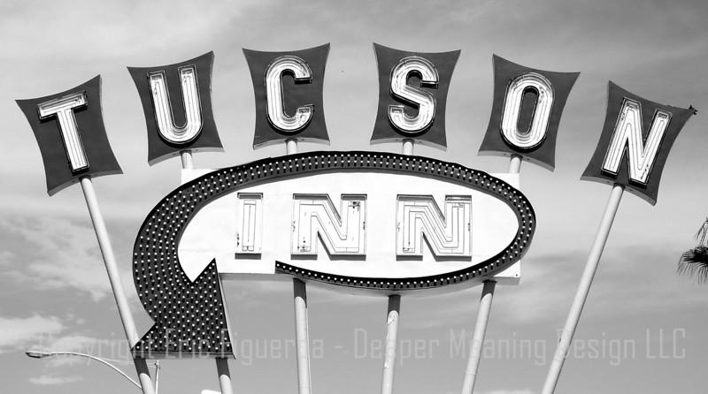 """In Tucson...""  Tucson, Arizona"