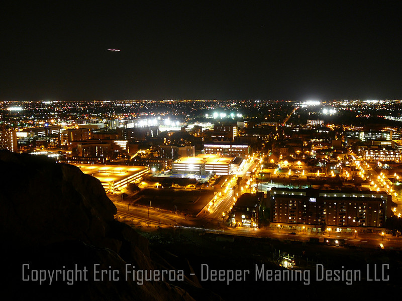 """View From Above - Tempe"" Tempe, Arizona"