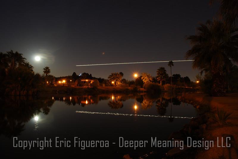 """Papago Lights""  Papago Park  Phoenix, Arizona"