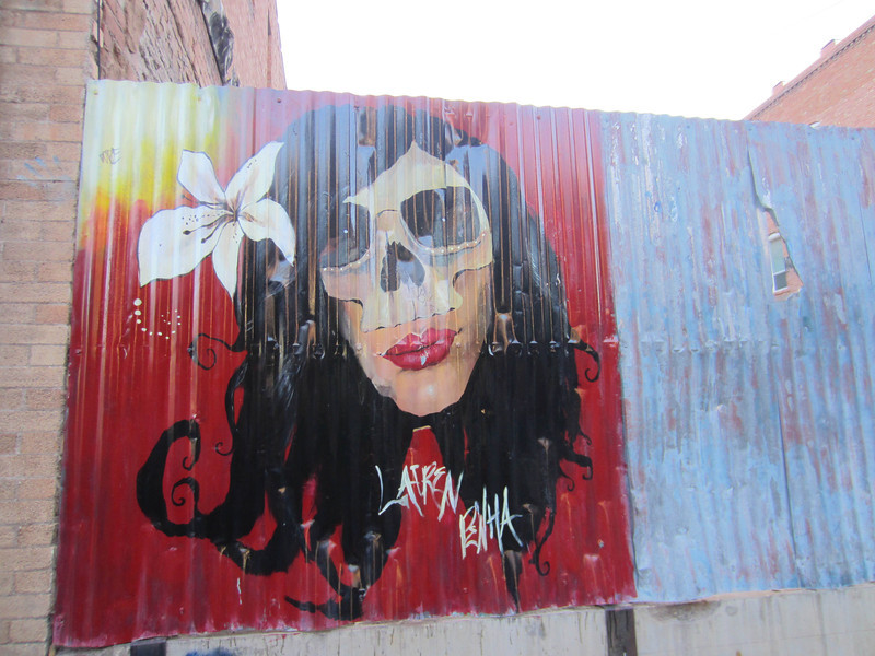 Bisbee graffiti