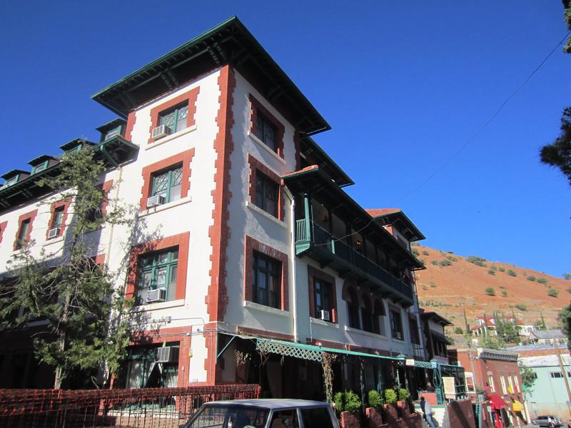 The Copper Queen Hotel, Bisbee