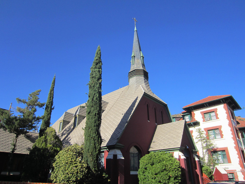 Covenant Presbyterian church, Bisbee