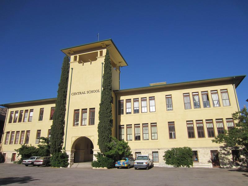 Central school, Bisbee