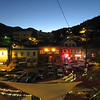 View from the balcony - the Eldorado Hotel, Bisbee