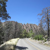 Chiricahua National Monument, in SE Arizona, near the New Mexico border. Apache country.