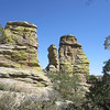Echo Canyon loop trail, Chiricahua National Monument, in SE Arizona, near the New Mexico border. Apache country.