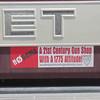 Great bumper sticker on a pickup near Roosevelt Lake