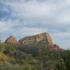 Near Holy Cross Chapel, Sedona.