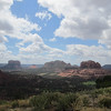 The Airport Loop Trail, Sedona.
