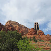 Holy Cross Chapel, Sedona. Said to be built at the site of a vortex.