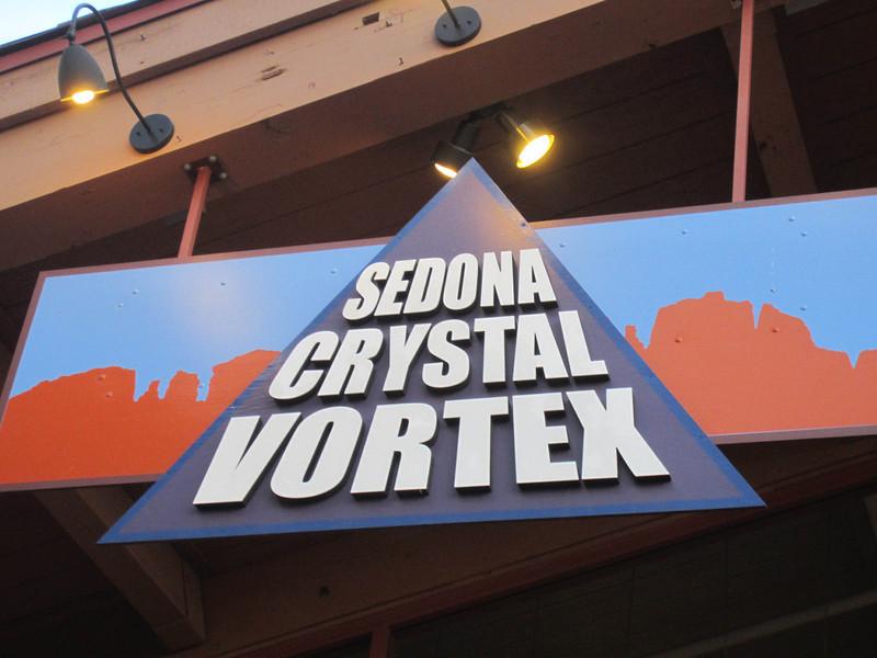 Crystal vortex wonderland...