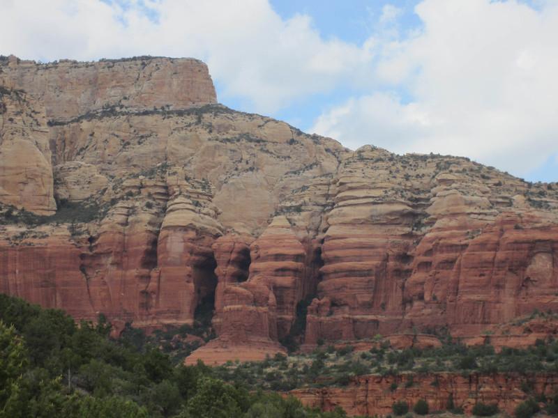 Maroon Mountain, the Mescal trail, Sedona