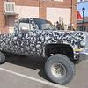 Skull truck, Safford AZ