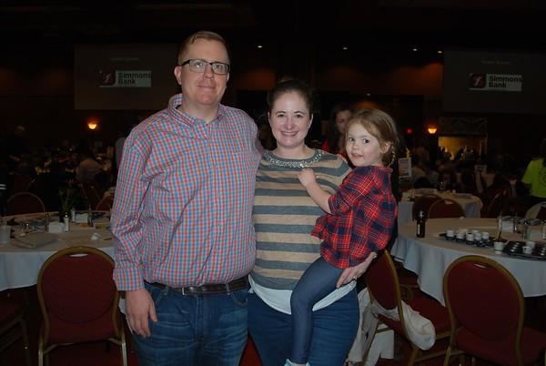 Arkansas Advocates for Children & Families Soup Sunday 3.4.18