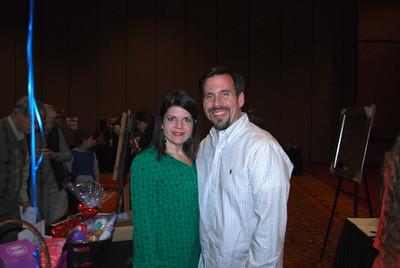 Teresa and Matt Pratt1
