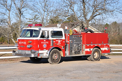 Added 2/17: Cleburne County Fire Apparatus