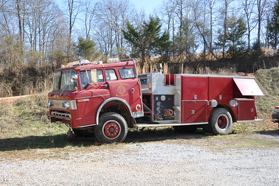 Added 2/17: Stone County Fire Apparatus