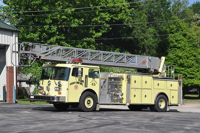 Clay County Fire Apparatus