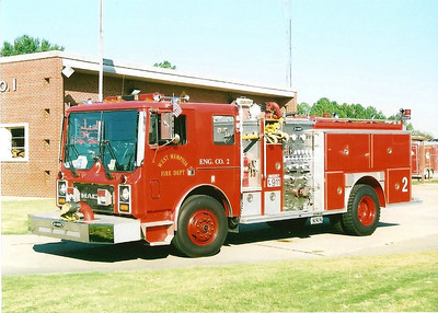 Updated 4/16: Crittenden County Fire Apparatus