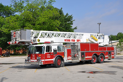 Updated 4/17: Cross County Fire Apparatus