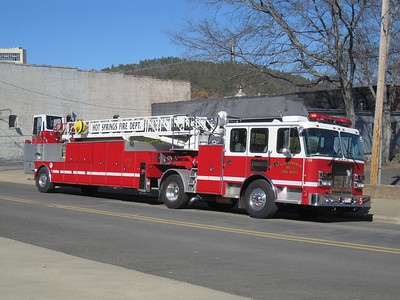 Garland County Fire Apparatus