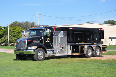 Added 8/16: Independence County Fire Apparatus